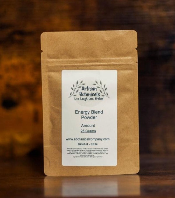 Artisan Signature Series Blends - Vitality Blend Powder - Artisan Botanicals
