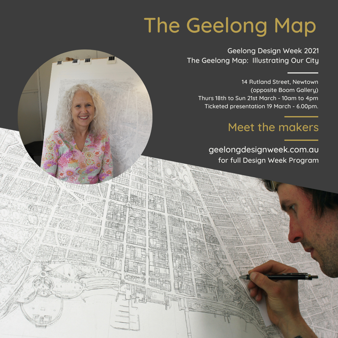 Geelong Design Week - 18 to 21 March, 2021