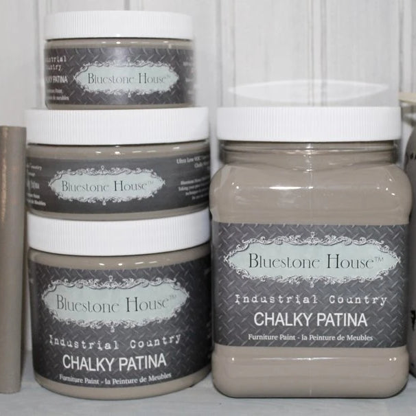 Chalky Patina Paint