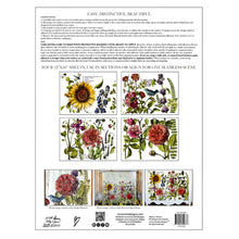 Load image into Gallery viewer, BOTANIST JOURNAL IOD IMAGE TRANSFER (12″X16″ PAD-4 SHEETS)