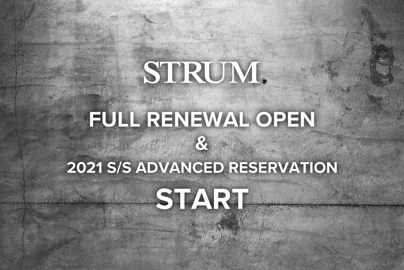 STRUM RENEWAL !!!!