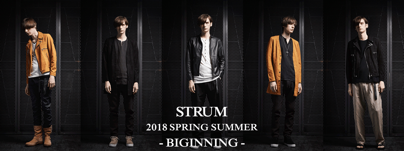 2018 S/S Collection Start!!