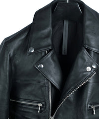 Load image into Gallery viewer, Domestic Calf Skin Double Riders Jacket