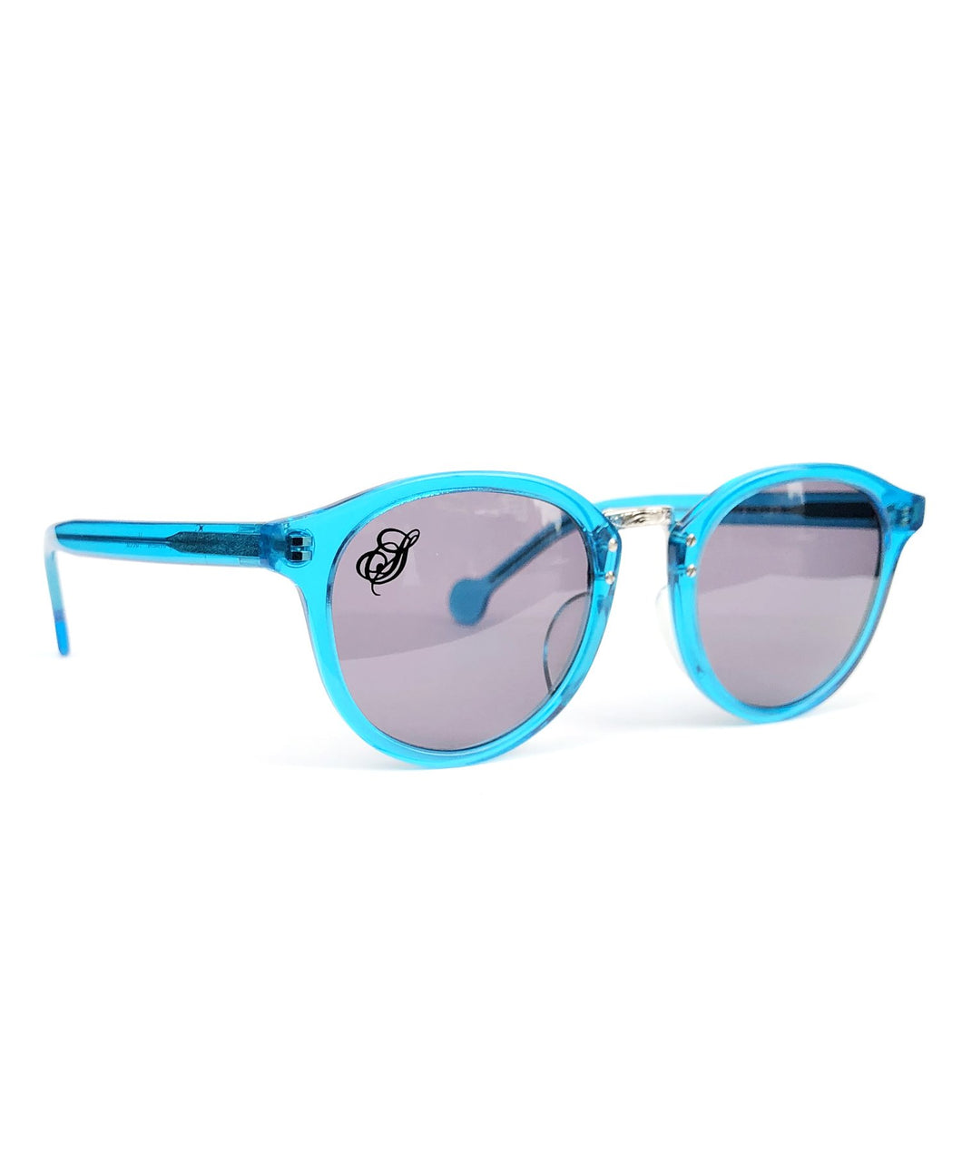 Session by STRUM Special Order Sunglasses / Clear Blue
