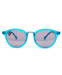 画像をギャラリービューアに読み込む, Session by STRUM Special Order Sunglasses / Clear Blue