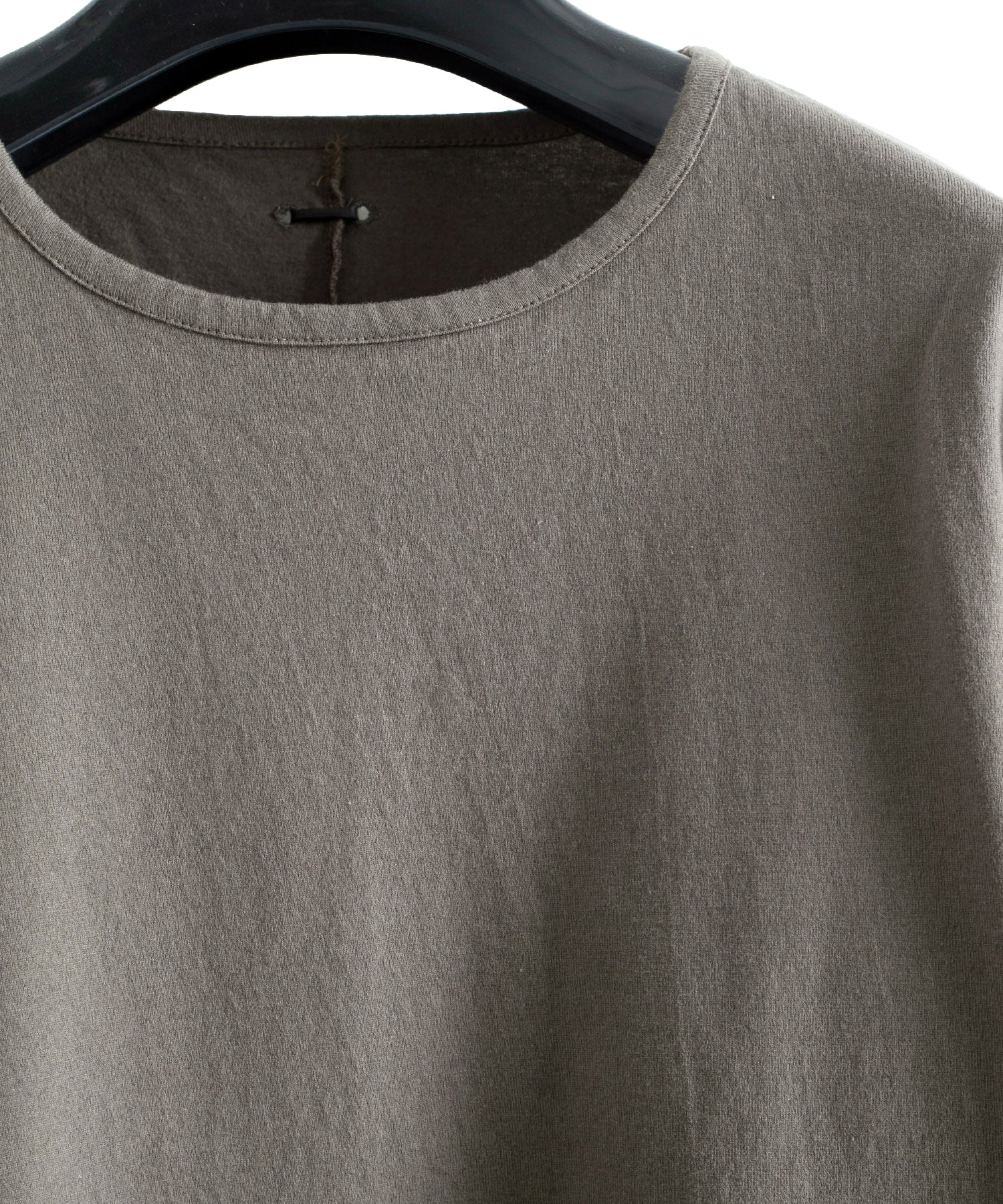 Load image into Gallery viewer, 40/2 Plain Stitches Long Sleeve / Khaki