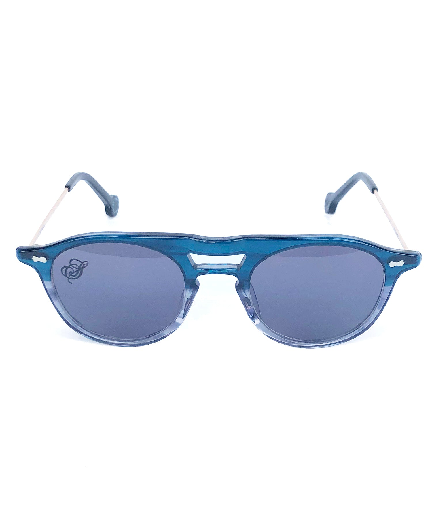 Load image into Gallery viewer, [Session] Sunglasses / Dark Blue Gray