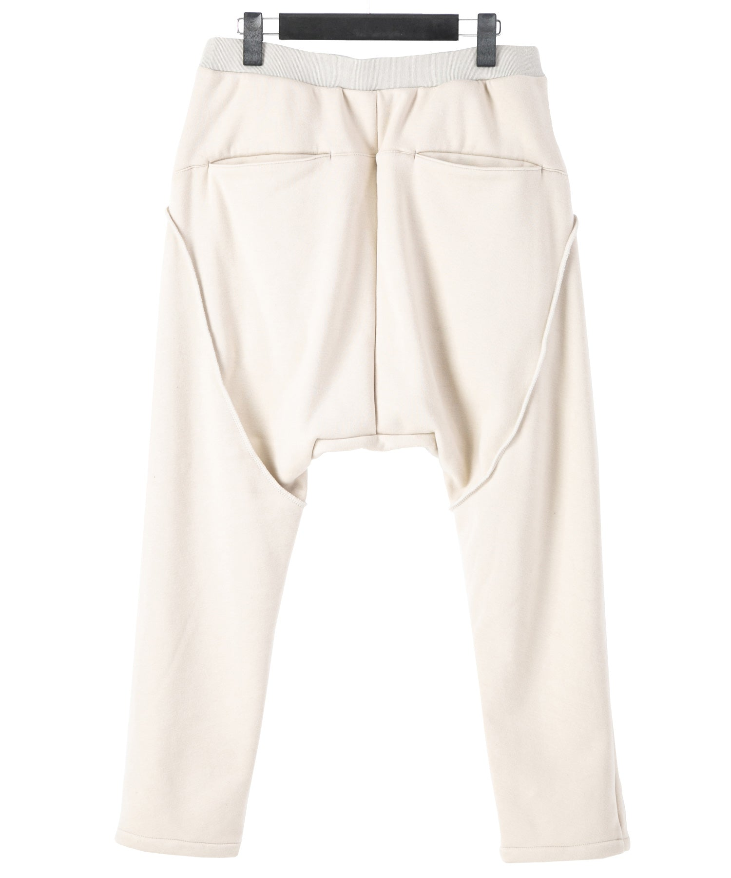 Load image into Gallery viewer, Velour Knit Sarrouel Pants / Ivory