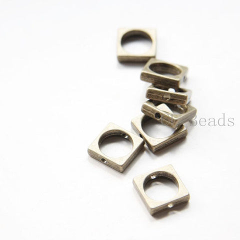 Base Metal Bead Frame 11mm (10939Y)