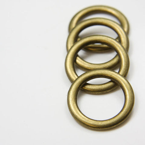 Base Metal Rings- 28mm (11678Y)