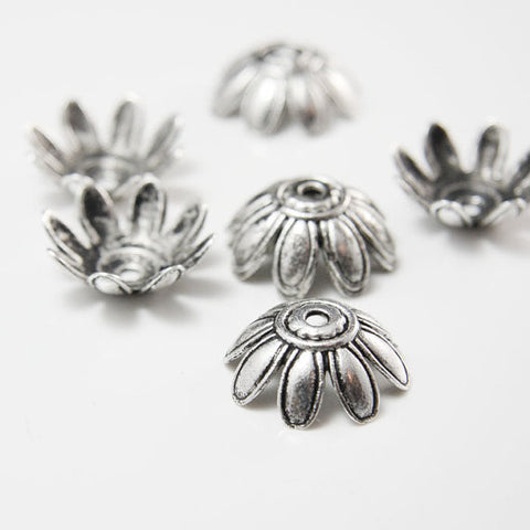 Base Metal Flower Caps-27mm (11791Y)