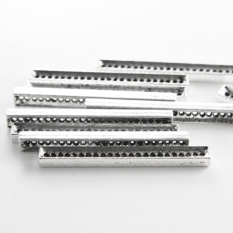 Base Metal 23 strands spacers 45x4mm (11951Y)