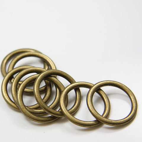 Base Metal Rings- 24mm (12701Y)