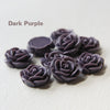 Acrylic Cabochons - Flower 19mm (14F)