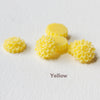 Acrylic Cabochons - Flower 17mm (18F)