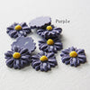 Acrylic Cabochons - Flower 22mm (26F)