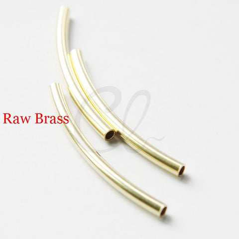 Brass Base Tube 4x60mm with ID 3mm (308C)