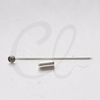 Stick Pin Clutch - Brooch - 5mm pad size with 55mm long