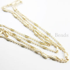 Brass Base Handmade Chains-2mm (447C)