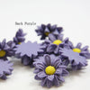 Acrylic Cabochons - Flower 22mm (46F)