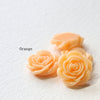 Acrylic Cabochons - Flower 21mm (48F)