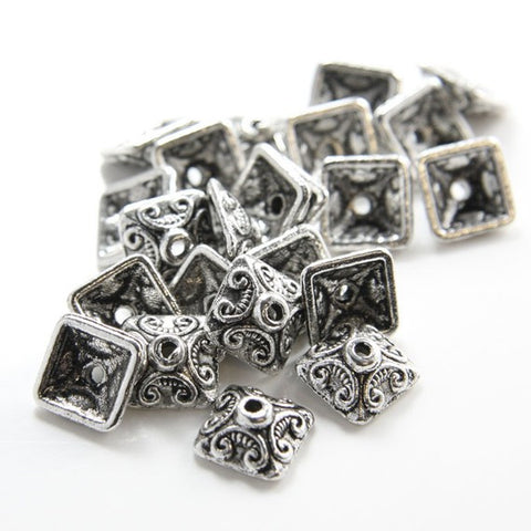 Base Metal Caps- 10x5mm (893Y)