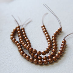 Swarovski 5810 Crystal Pearl-Copper