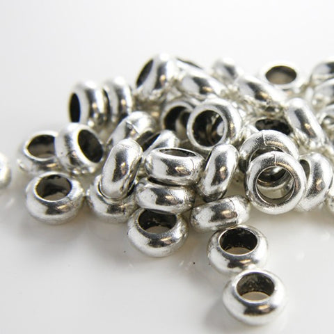 Base Metal Rings-10x4.5mm (1870X)