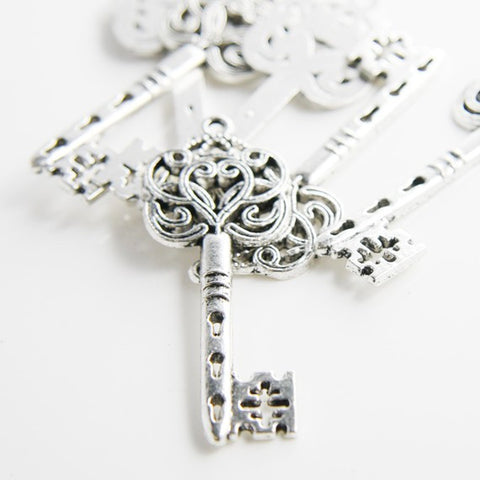 Base Metal Charms-Key 60x22mm (9750Y)