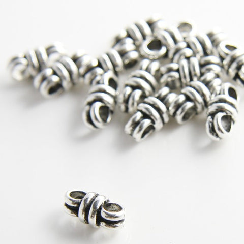 Base Metal Fancy Links-13x6mm (9435Y)