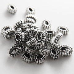 Base Metal Charms-Spacer 9x7mm (8305Y)