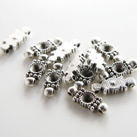 Base Metal Rhinestone Setting Links- 20x8mm (1546X)