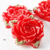 Acrylic Cabochons - Flower 42mm (F0002)