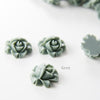 Acrylic Cabochons - Flower 15mm (72F)