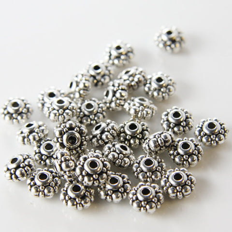 Base Metal Spacers-9x5mm (2558X)