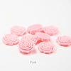 Acrylic Cabochons - Flower 15mm (73F)