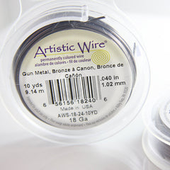 Artistic Wire 18 Gauge (Lead/Nickel Safe)