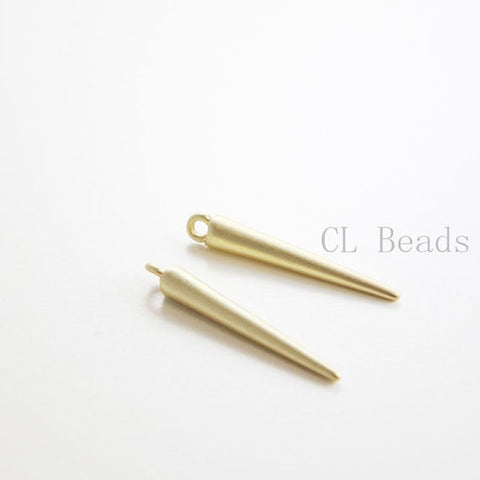 Base Metal Spacers-Conical or Spikes Point of View 33x5mm (518C)