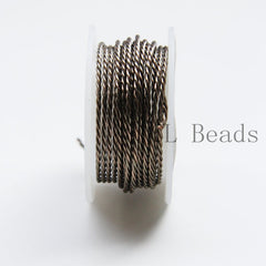 TWISTED Artistic Wire 20 Gauge (Lead/Nickel Safe)