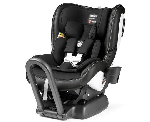 Kinetic Car seat in Licorice with ARB
