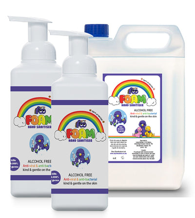 hand sanitiser  family pack