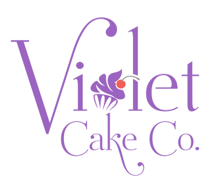 Serving all of San Diego, California 619-455-5594 maria@violetcakeco.com