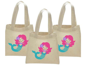 Tan Mermaid Ocean under the sea theme Birthday baby bridal shower Gender Reveal wedding Bachelorette party Decoration candy gift bag
