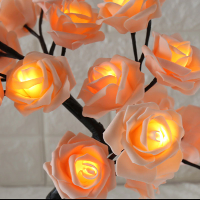 Misozuri - Pleasant Maria Rose Lamp
