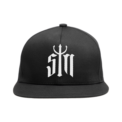 Circle of Sinners Snap Back Hat - Sin Logo