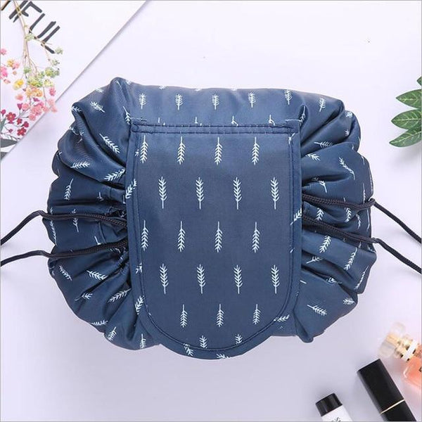 Drawstring Viral Cosmetic Makeup Bag Pouch - Organise my makeup