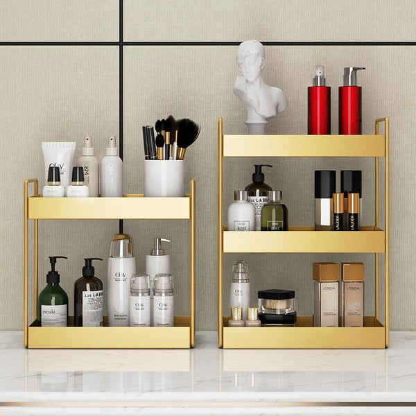 Lux Cosmetic Displays Shelves - Organise my makeup