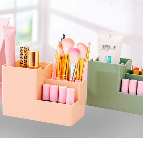 Minimalist Multifunctional Makeup Brush Organiser - Organise my makeup