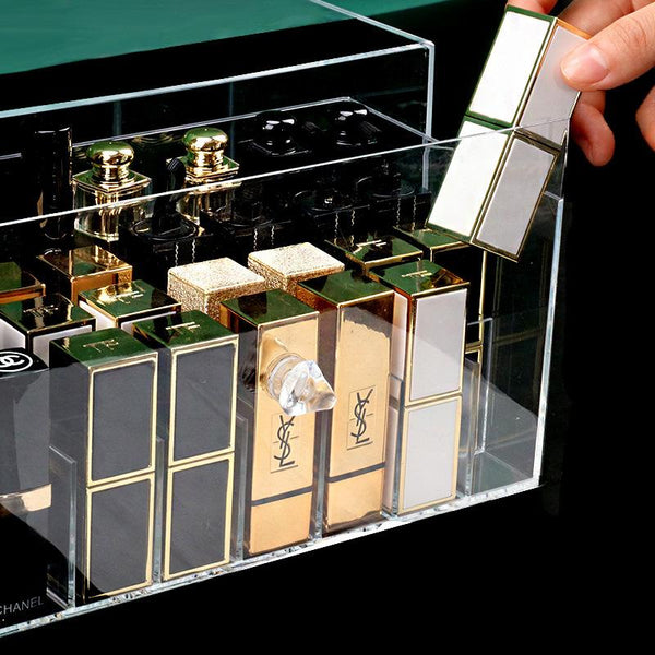 Multifunctional Acrylic Lipstick Storage Box - Organise my makeup