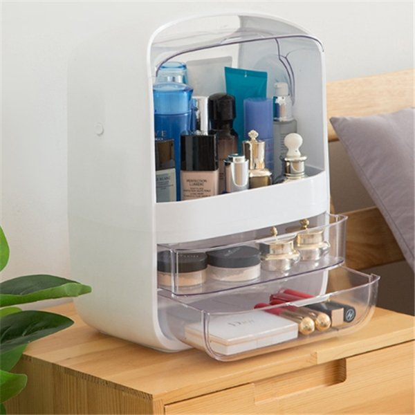 Portable Retro Makeup Storage - Organise my makeup